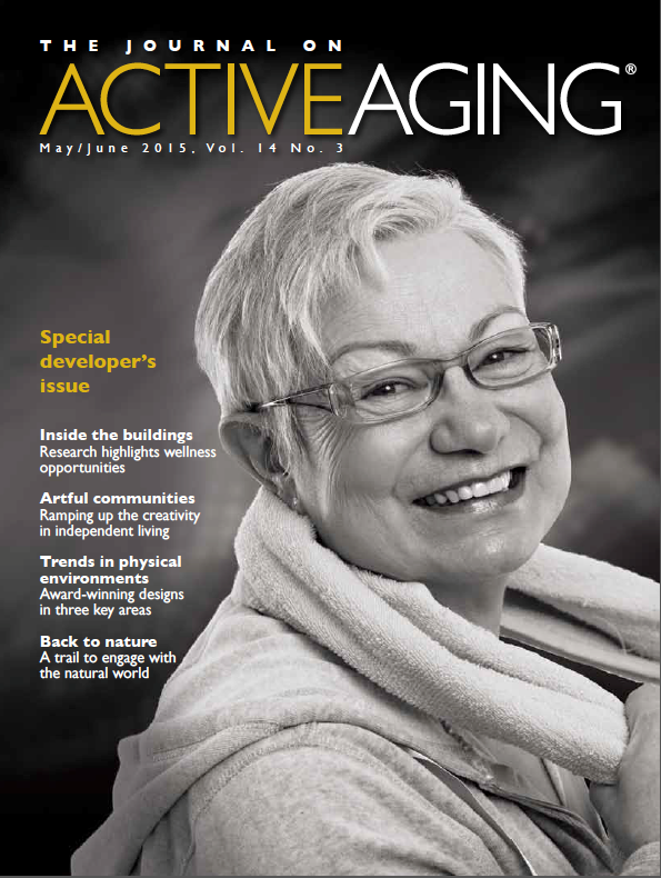 The Journal On Active Aging Published By The International Council On Active Aging Markman Editorial Services